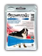 Frontline (Merial) - Спот от блох и клещей для собак 40-60 кг, 1 пипетка, Spot On XL