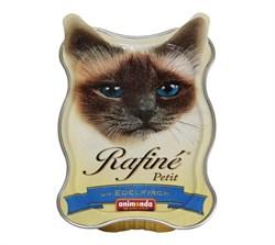 Animonda - Паштет для взрослых кошек (с деликатесной рыбой) Rafine Petit - фото 15673