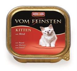 Animonda - Консервы для котят (с говядиной) Vom Feinsten Kitten - фото 15701