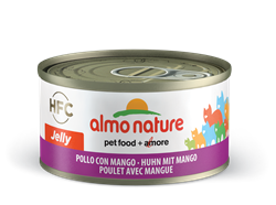 Almo Nature - Консервы для кошек (с Курицей и Манго) Legend Adult Cat Chicken and Mango - фото 15849