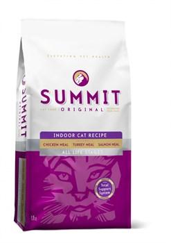 Summit Holistic - Сухой корм для котят и кошек (с цыплёнком, лососем и индейкой) - фото 16418