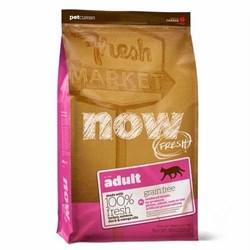 NOW Natural Holistic - Сухой корм беззерновой для взрослых кошек (с индейкой, уткой и овощами) Fresh Grain Free Adult Cat Recipe - фото 16422