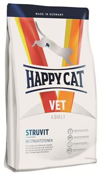 Happy Cat - Сухой корм для кошек при мочекаменной болезни Struvit - фото 16634