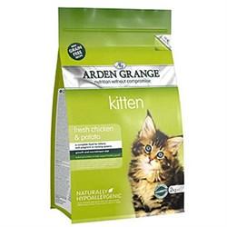 Arden Grange - Сухой беззерновой корм для котят Kitten - фото 16695