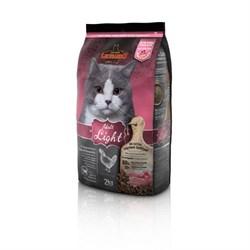 Leonardo - Сухой корм для взрослых кошек с избыточным весом Adult Light - фото 16738