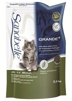 Sanabelle - Сухой корм для взрослых кошек Grande - фото 16816
