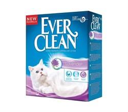 Ever Clean - Наполнитель комкующийся для кошек (с ароматом лаванды) Lavender - фото 16892