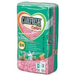 CareFresh - Бумажный наполнитель, розовый Colors - фото 16906