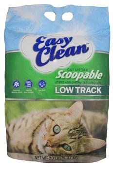 Easy Clean - Комкующийся наполнитель для длинношерстых кошек (Low track) - фото 16914