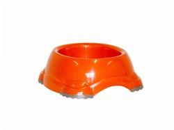 Moderna - Миска нескользящая Smarty, 645 мл, оранжевая - фото 16982