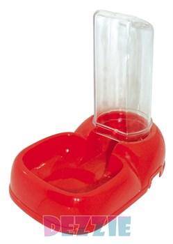 "Dezzie - Автокормушка для кошек ""Резерв"", 300 г 21*13*17см, пластик (цвет в ассортименте) - фото 17026"