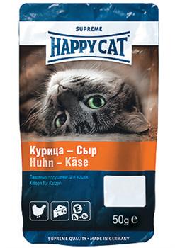 Happy Cat - Лакомое печенье (с курицей и сыром) - фото 17093