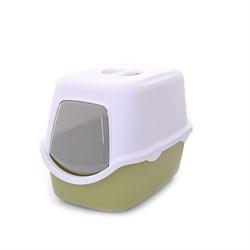 Stefanplast - Туалет закрытый Cathy, зеленый, 56*40*40см - фото 17221