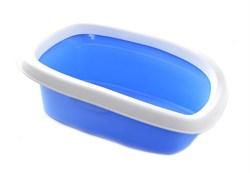 Stefanplast - Туалет Sprint-10 с рамкой, голубой, 31*43*14 - фото 17256