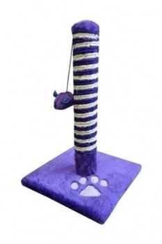 """Papillon - Когтеточка """"Эко-Столбик"""" фиолетовая, 25*25*43см (Scratcher Guus eco violet) - фото 17303"""