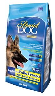 Special Dog - Сухой корм для собак (со свежей курицей) - фото 17604