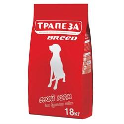 Трапеза - Сухой корм для собак BREED - фото 17763