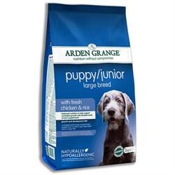 Arden Grange - Сухой корм для щенков и молодых собак крупных пород Puppy and Junior Large Breed - фото 17909
