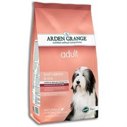 Arden Grange - Сухой корм для взрослых собак (с лососем и рисом) Adult Dog Salmon & Rice - фото 17910