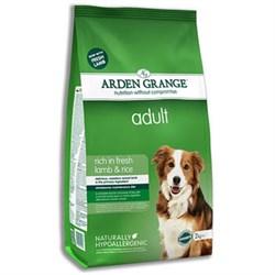 Arden Grange - Сухой корм для взрослых собак (с ягненком и рисом) Adult Dog Lamb & Rice - фото 17911