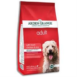 Arden Grange - Сухой корм для взрослых собак (с курицей и рисом) Adult Dog Chicken & Rice - фото 17912