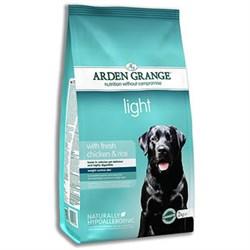 Arden Grange - Сухой диетический корм для взрослых собак Adult Dog Light - фото 17913
