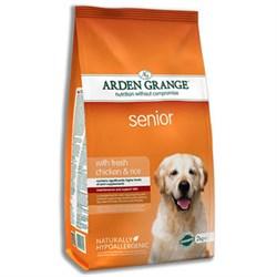 Arden Grange - Сухой корм для пожилых собак Adult Dog Senior - фото 17914