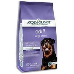 Arden Grange - Сухой корм для взрослых собак крупных пород Adult Dog Large Breed - фото 17915
