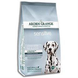 Arden Grange - Сухой корм для взрослых собак с деликатным желудком и/или чувствительной кожей Adult Dog Sensitive - фото 17916