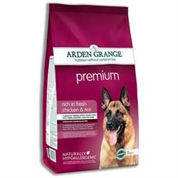 """Arden Grange - Сухой корм для взрослых собак """"Премиум"""" Adult Dog Premium - фото 17918"""