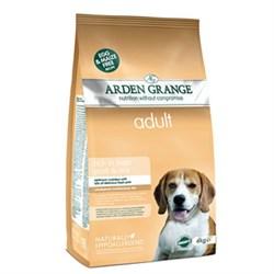 Arden Grange - Сухой корм для взрослых собак (со свининой и рисом) Adult Pork & Rice - фото 17922