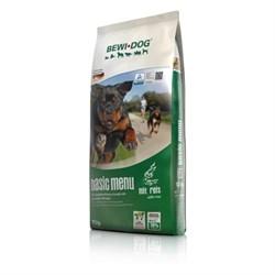 Bewi Dog - Cухой корм для взрослых собак Basic Menu - фото 18004