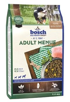 Bosch - Сухой корм для взрослых собак Adult Menue - фото 18124