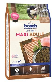 Bosch - Сухой корм для взрослых собак крупных пород Maxi Adult - фото 18135