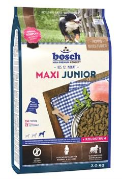 Bosch - Сухой корм для щенков крупных пород Maxi Junior - фото 18136