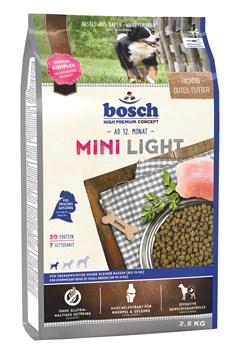 Bosch - Сухой корм для собак мелких пород Mini Light - фото 18142