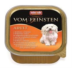 Animonda - Консервы для собак (с мясом домашней птицы и телятиной) Vom Feinsten Adult - фото 18353