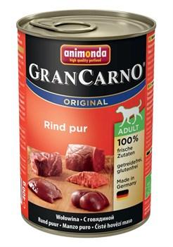 Animonda - Консервы для взрослых собак (с говядиной) GranCarno Original Adult - фото 18356