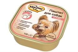 Мнямс - Консервы для взрослых собак (ягнёнок) - фото 18437