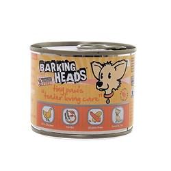 "Barking Heads - Консервы для собак мелких пород ""Нежная забота для мелколапого"" (с курицей) Tiny Paws Tender Loving Care - фото 18522"