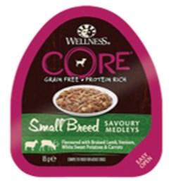 Wellness Core - Консервы для собак мелких пород (попурри из баранины, оленины с картофелем и морковью) - фото 18659