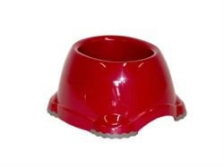 Moderna - Миска высокая нескользящая для Кокер-спаниелей, 650мл, красная - фото 18843