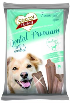 Stuzzy - Палочки для собак от 12кг (7 шт) FRIENDS Dental Premium - фото 18942