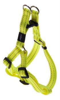 Rogz - Шлейка разъемная, желтый (размер M (42-61 см), ширина 1,6 см) UTILITY STEP IN HARNESS - фото 19909