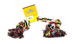 """Benelux - Игрушка для собак """"Хлопковый канат"""" 38 см Coton dog toy color 180 gr - фото 20215"""