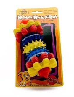 """Benelux - Игрушка резиновая для собак """"Для чистки зубов №3"""" 15*7*7 см - фото 20220"""