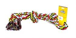 """Benelux - Игрушка для собак """"Хлопковый канат"""" 65 см Coton dog toy color 600 gr - фото 20230"""