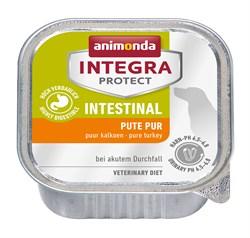 Animonda Integra - Консервы Intestinal для собак при наруш. пищеварения (с индейкой) - фото 20608
