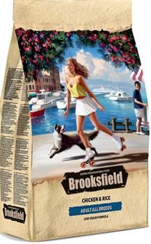 Brooksfield - Сухой корм для взрослых собак (курица/рис) Adult Dog All Breeds Chicken - фото 20735