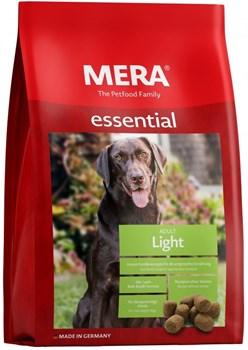 Mera - Сухой низкокалорийный корм для взрослых собак (с птицей) Essential Light - фото 20929